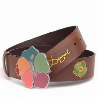 ceinture desigual bordado color,ceinture desigual flores,ceinture desigual  femme pas cher d0b00ea379a