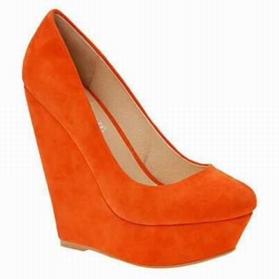 chaussures oranges,magasin chaussures orange les vignes,chaussures orange  bebe